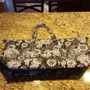 Avon quilted large travel bag